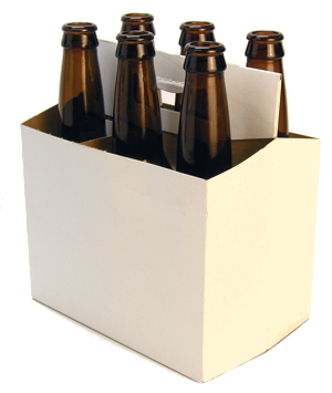 cluster pack secondary packaging