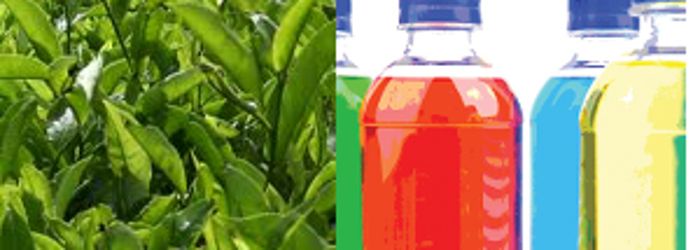 juices tea functional beverages