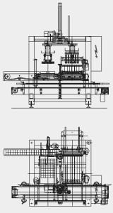 Flex combox series machines