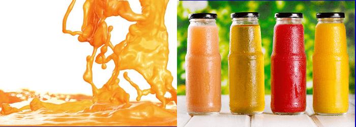 Juice filling